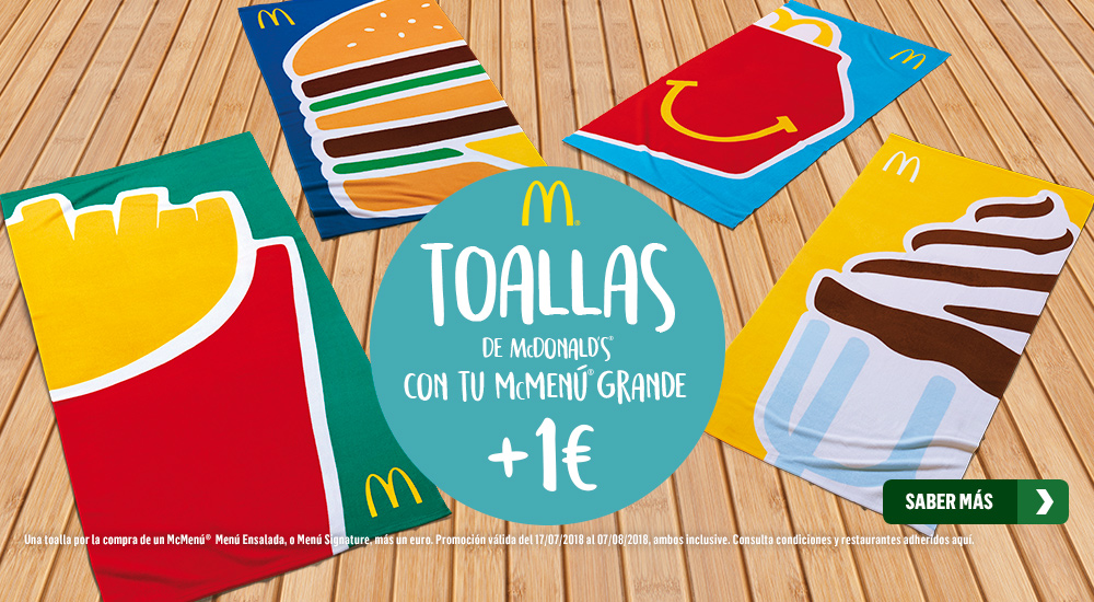 MCDONALD'S carrefour